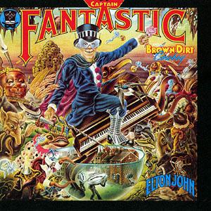 mt favoriet cover says Elton bar none - it was evil