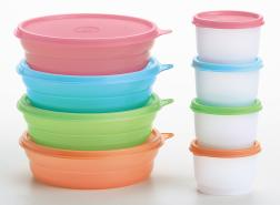 i'm a big fan of tupperware and their cups